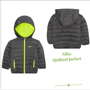 Nike Quilted Jacket HCR18